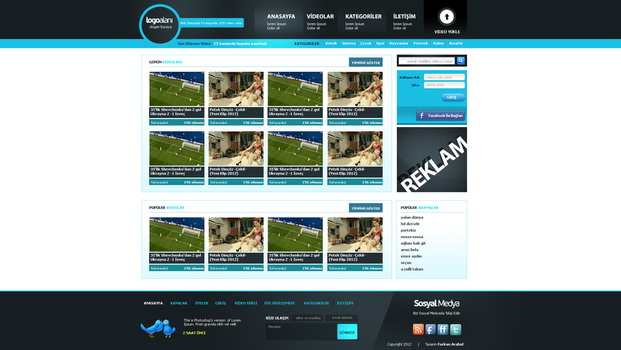 Video Theme by Escasmu