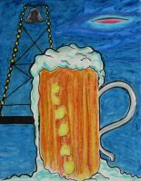 Frosty Tower Brew by Anthony-aggro