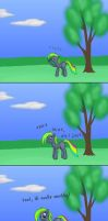 MLP Macro - growing Becky - OC by FunkyBacon