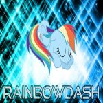 Rainbow Dash Picture2 by Hardii