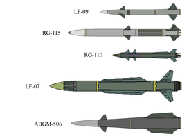 Missile Systems by marines203