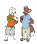 Conversating by vincentwolf
