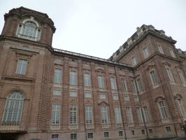 Royal Palace Of Venaria - Street Wiew 2 by XiuLanStock