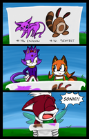 Sonic Fail: 17 - Pokemon Look-A-Likes by RiotaiPrower