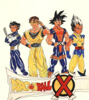 Dragonball X by Nightshade475