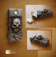 Box chewing gum by Diarment