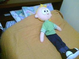 Jimmy Two Shoes doll by JTSisthebest