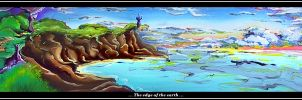 the edge of the earth by toubab