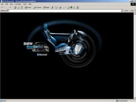 BMW Bluetooth website by DarckBMW