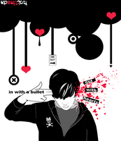 The emo way of love by XthecheatedX