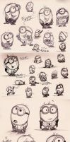 Minions - 10 by Mitch-el
