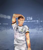Steven Gerrard goes to LA Galaxy 2015 by naychomonreal