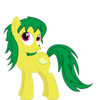 Comission: Lemon Lime by Spectty