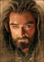 Thorin Oakenshield by 5IC