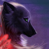 Red Feather by Shesterrni