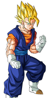 Super Vegetto by BardockSonic
