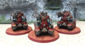 Warhammer Adeptus Mechanicus Kataphron Breachers by Badgroth