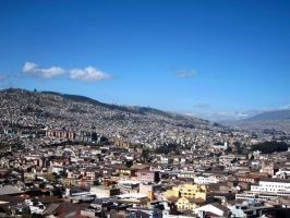 Quito by AthenasDragon