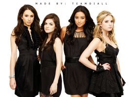 Pretty Little Liars PNG! by teamdiall