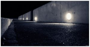 Wall of Light by paradax