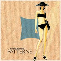 39 Bitmap Based Patterns 9 by paradox-cafe