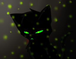 Hollyleaf by Wolfdeamonkun987