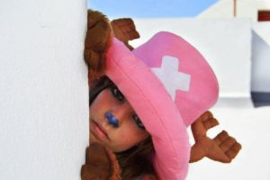 Cosplay chopper one piece by makaxere