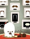 The Mustache Shoppe by orangecircle