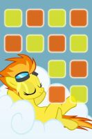 Spitfire Ipod wallpaper by Vidia-Flamebreath