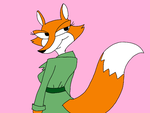 Fauna Fox from The F-Tales (Heresy's art) by CrawfordJenny