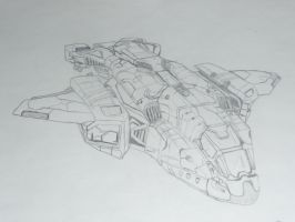 Halo Pelican by BumbleG15