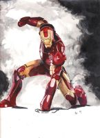 Marvel: I Am Iron Man by RyesAsylum27