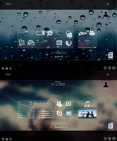 Windows MetroUI For Xwidget  V2.0 by PhysX4