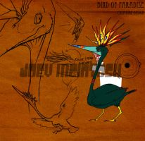 CD: Bird Of Paradise by theSmartestArtist