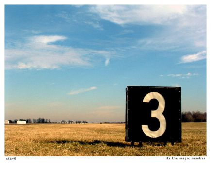 its the magic number by stev0