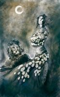 the lion and the sorceress by quirill