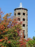 fall time at Enger tower by Nipntuck3