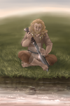Swordcleaning by FlorideCuts
