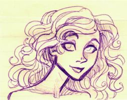 Post-It Christine by Muirin007
