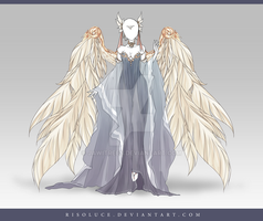(CLOSED) Adoptable Outfit Auction 119 by Risoluce
