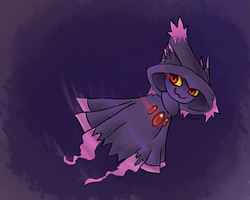 Mismagius by Kissuli