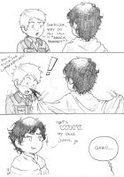 Sherlock - THE SHOCK BLANKET by ART-RevolveR