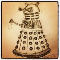 Dalek. by EhmmehTheArtMehjor