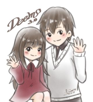 Deemo by famechan