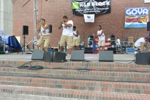 Puerto Rican/Latin Festival, Rockin Hip Hop 17 by Miss-Tbones