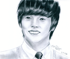Super Junior's Lee Sung-Min by Sarang-Lee