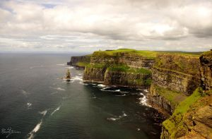 Cliffs of Moher by Nordstjarna