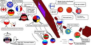 The infection came from west. by Putin1Vladimir