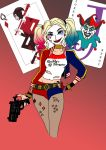 Suicide Squad-Harley Quinn by Comicbookguy54321