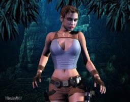 Lara and the Lost City by Nicholas2004